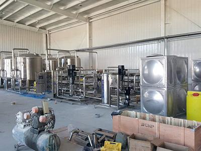 甘肃水厂装备