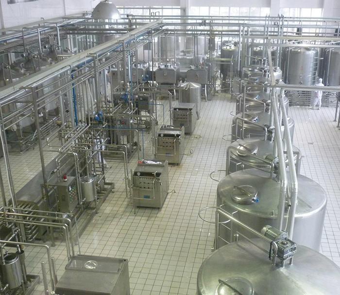兰州碳酸饮料生产线