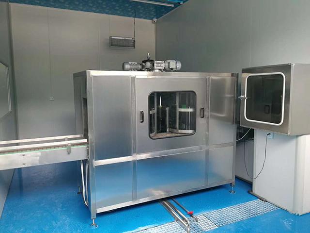 甘肃凯泉食品有限公司现代化水厂车间净化工程