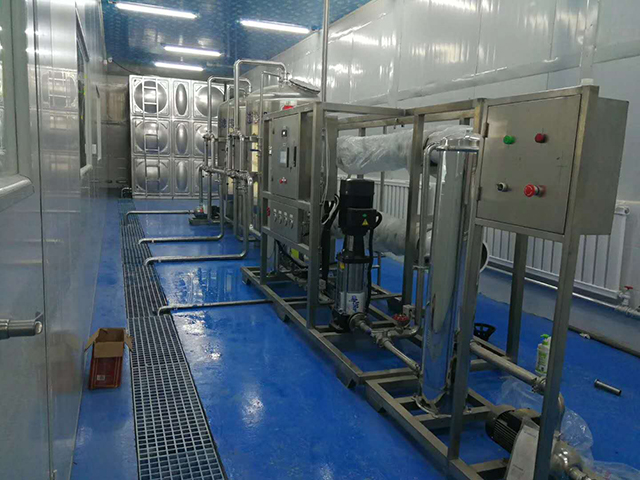 甘肃古代化水厂出产线价钱