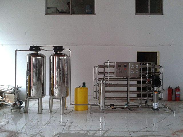 您不知道的兰州饮用水净化设备的工艺流程!