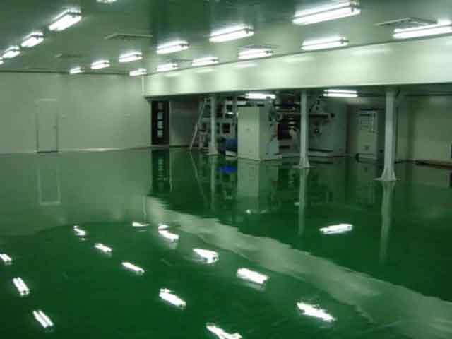 兰州食品厂净化设备之中有关净化设备安装,认识下!