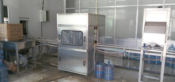 兰州桶装水装备
