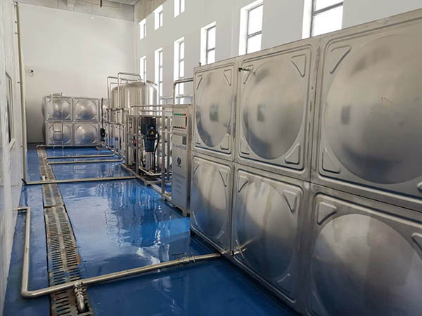 水处置装备