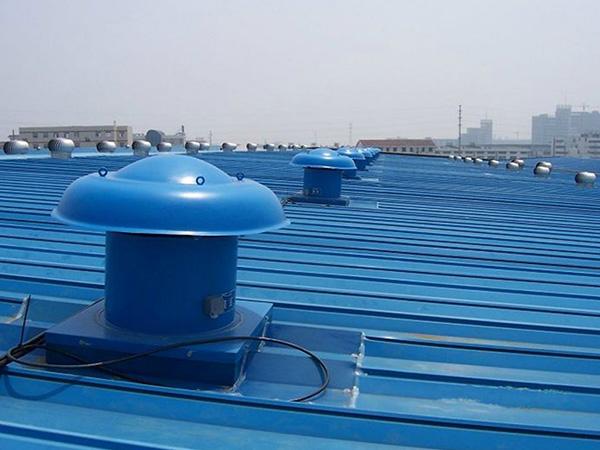 屋顶消防排烟风机