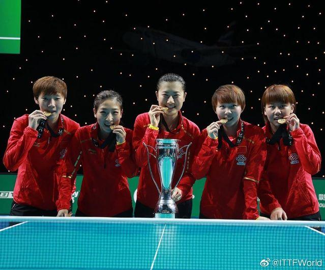 兰州启源暖通通风工程公司分享中国女队兵不血刃取胜日本,实现乒乓球女团九连冠