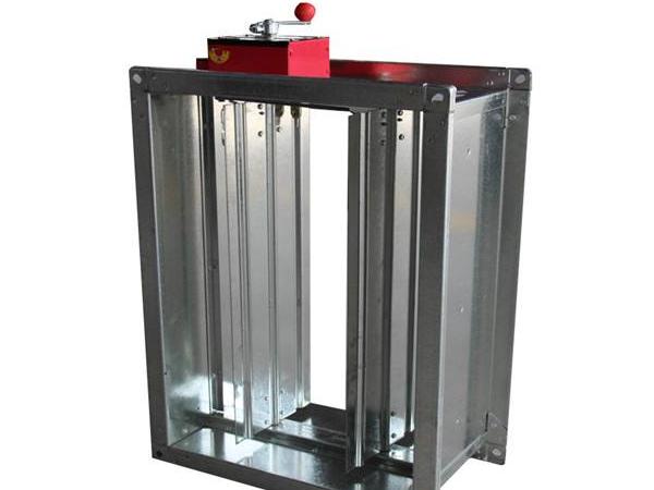 简述防排烟系统中防火阀设置与选用
