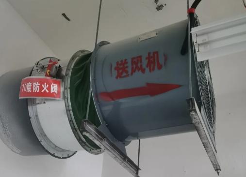 人防通风设备厂带您了解人防风机施工的安装要点