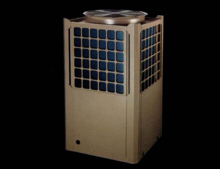 5p商用空气源热泵