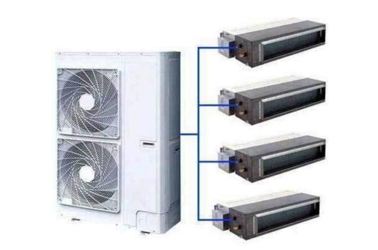 家庭中央空调安装位置选择及安装篇