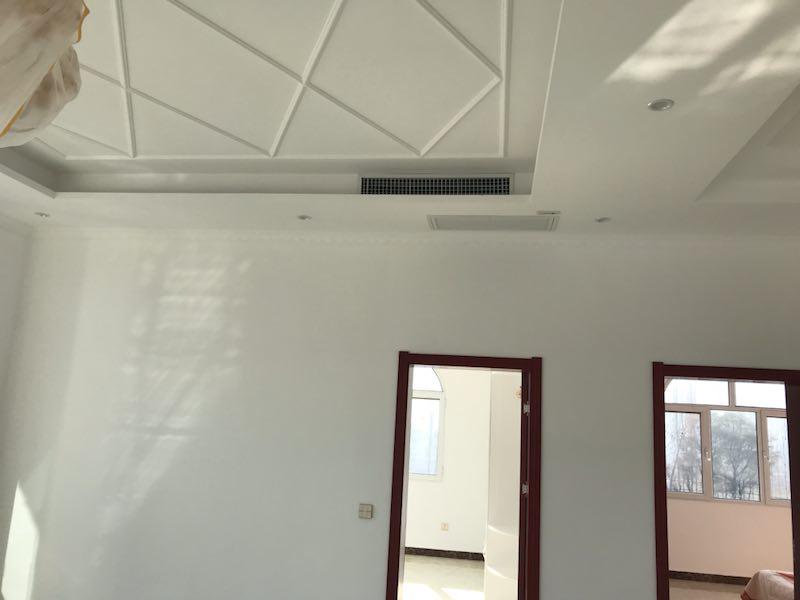 为甘肃定西临洮县别墅提供美的变频多联机空调