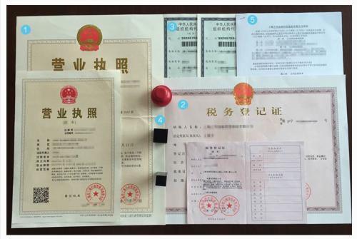 工商注册登记