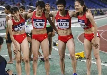 兰州思泊湖牛肉面为您分享中国女子接力夺冠,厉害了,中国姑娘们