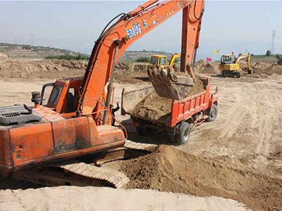 兰州挖掘机培训学校