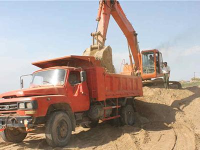 兰州挖掘机培训中心