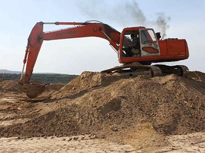 挖土机培训