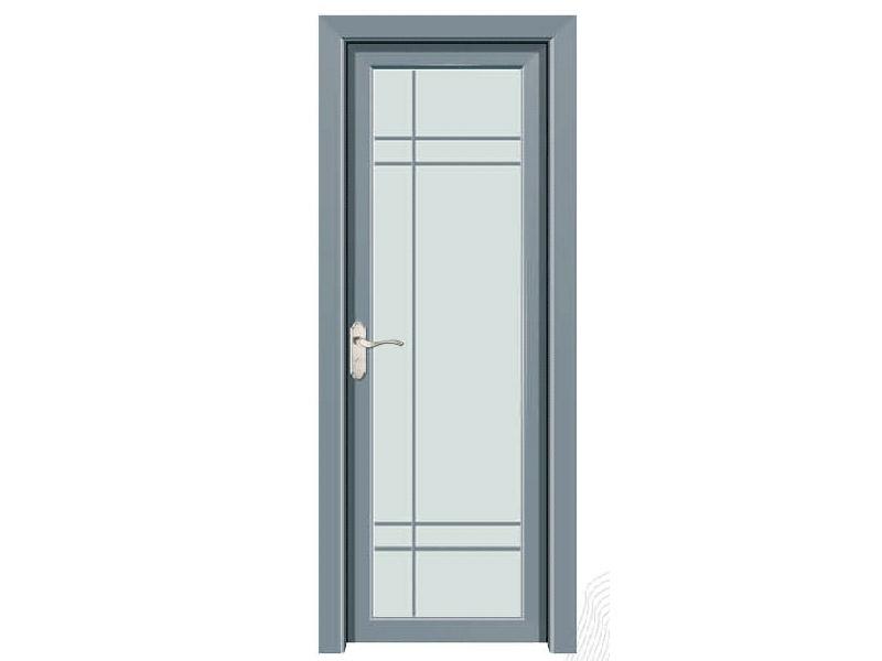 卫生间平开门