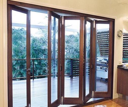 庆阳折叠门厂家告诉您PVC折叠门应用在生活中哪些方便
