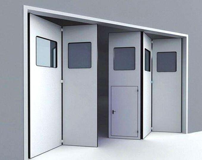 张掖折叠门厂家告诉您在卫生间中使用PVC折叠门有什么好处