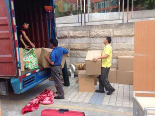 柳州搬家服务