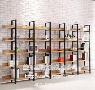 办公室钢木储物架