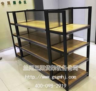 五金电器钢木货架