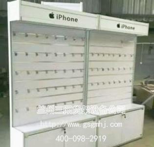 手机挂件钛合金货架