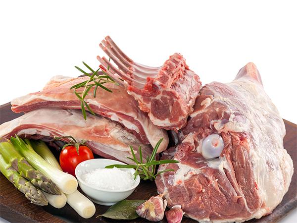 军警部队鲜肉配送