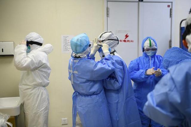 兰州变频器公司为您介绍一线医护人员战疫日记