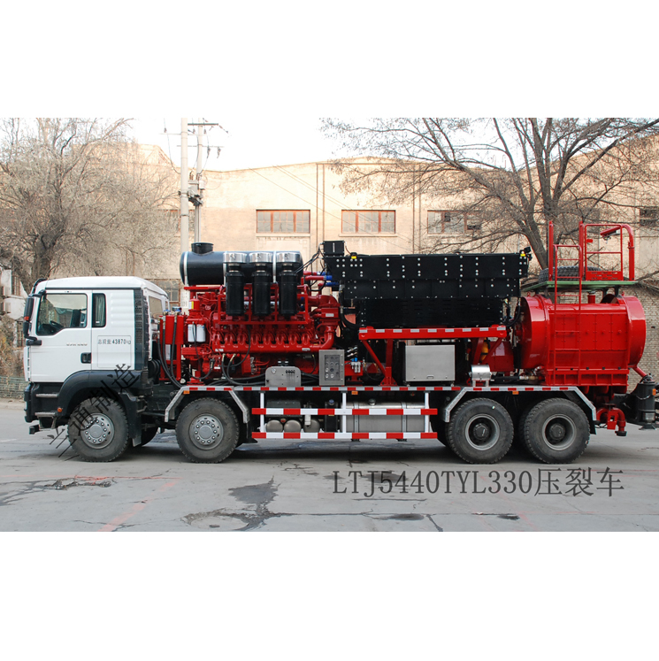 LTJ5440TYL330压裂车