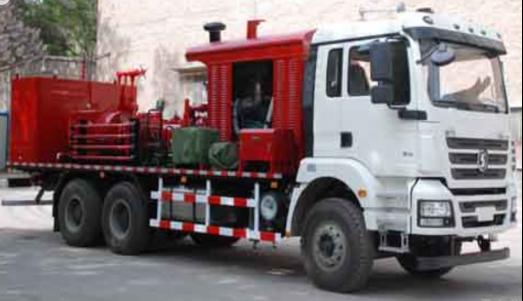 兰通牌LTJ5226TYL70型压裂车技术协议