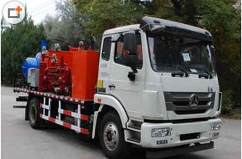 LTJ5150TXL35型洗井清蜡车配置