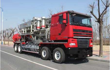 兰州压裂车主要作用及运行方式