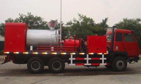 兰州油田洗井车打破传统寻求新的洗井方式
