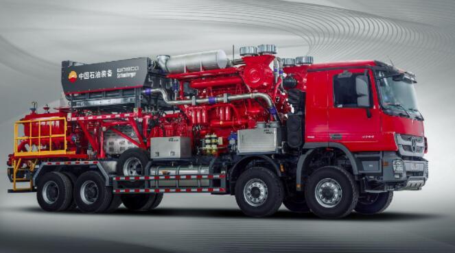兰州通用制造厂开辟油田压裂车联合制动新模式