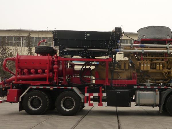 油田特车厂家带您了解常见的压裂设备有哪些?