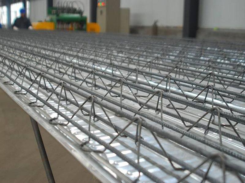 兰州钢筋桁架楼承板