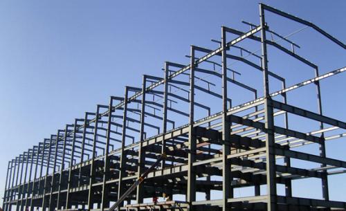 钢结构除锈及涂装工程