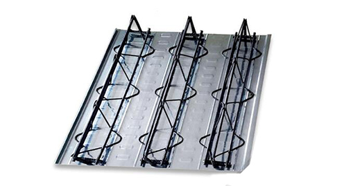 TD7型钢筋桁架楼承板