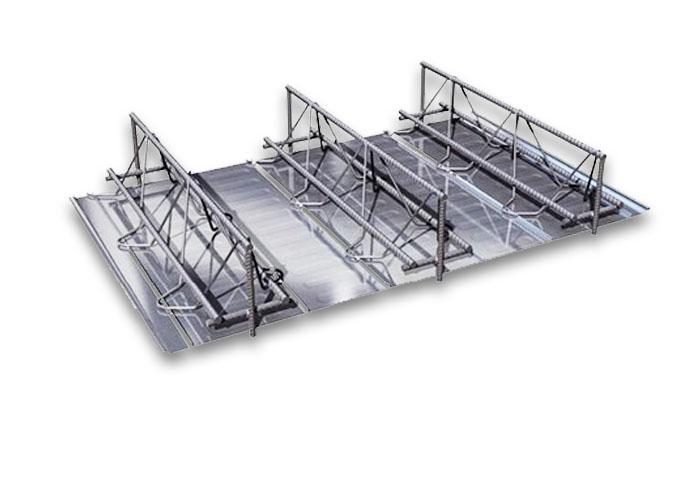 TD1型钢筋桁架楼承板