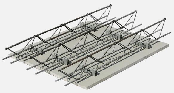 TDD型·可拆式钢筋桁架楼承板