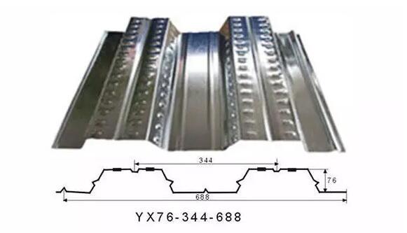 688型楼承板价格
