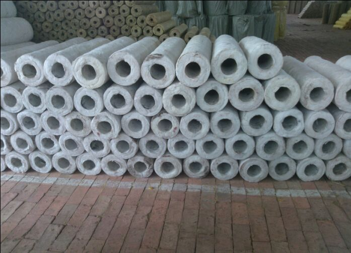 耐高温硅酸铝保温管