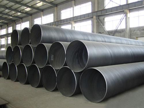 兰州保温管公司告诉你:螺旋钢管和无缝方管有什么区别?