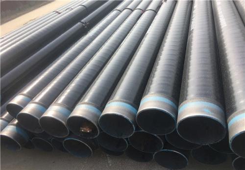 兰州3pe防腐钢管与普通钢管有什么不同