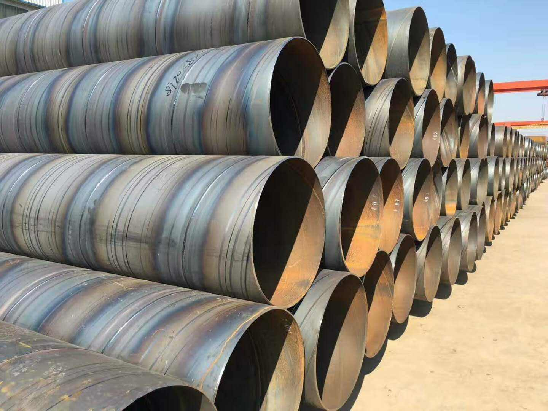 甘肃保温材料厂家告诉您-螺旋钢管的表面处理方法?
