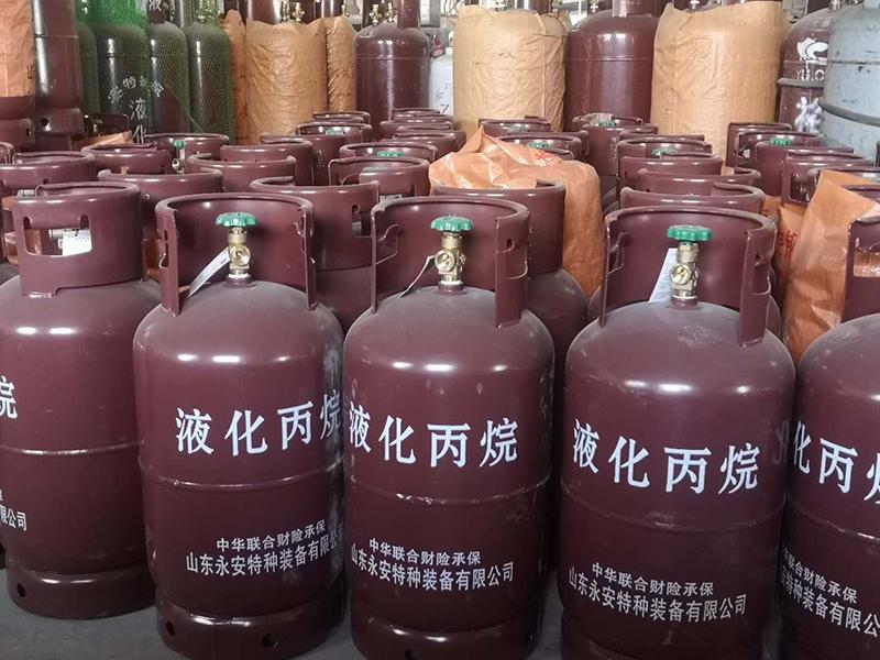 工业气体和民用气体的储存和充装销售