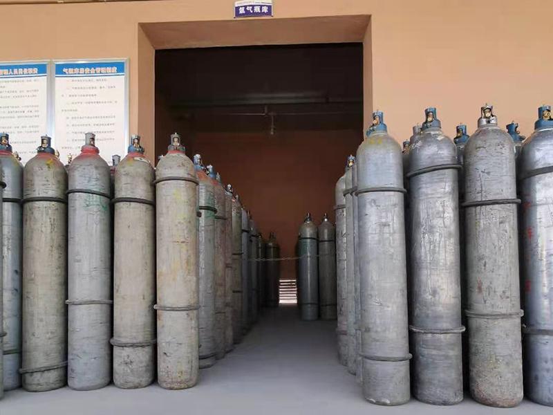 液氮工业、生物及医学用途及提取