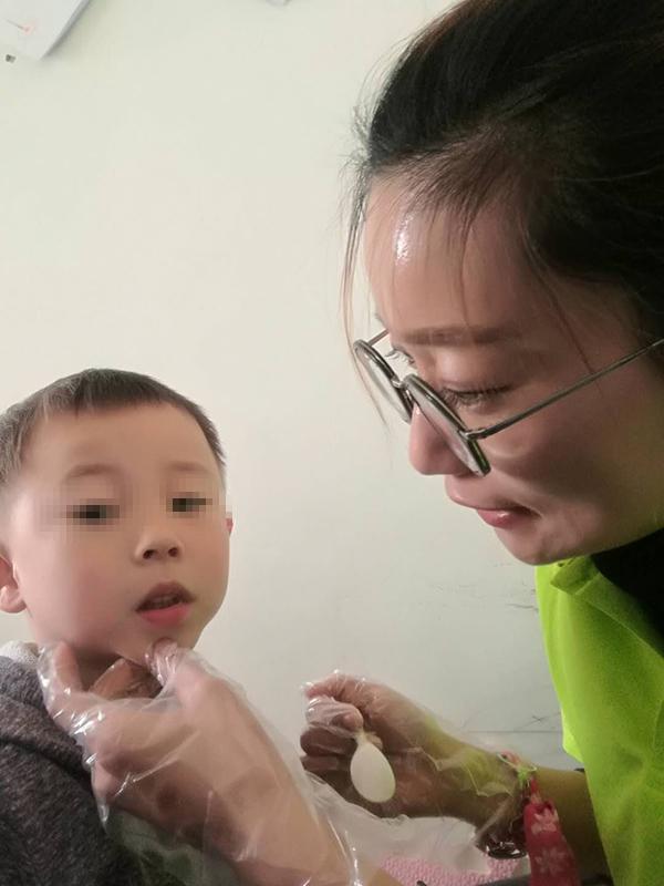 兰州儿童言语障碍训练