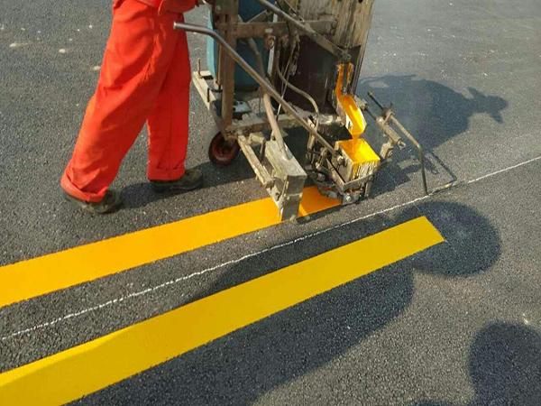 道路标线使用的涂料有哪些特点?
